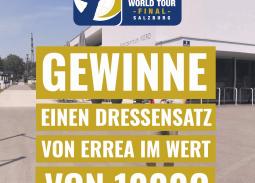 IFA Gewinnspiel 1000€ Errea Dressensatz